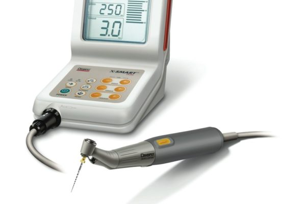 Endodontický mikromotor