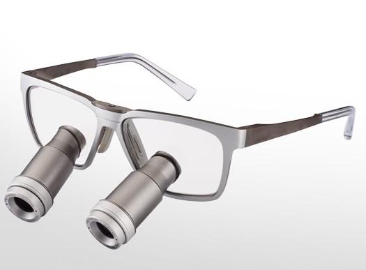 Prismatické lupové brýle